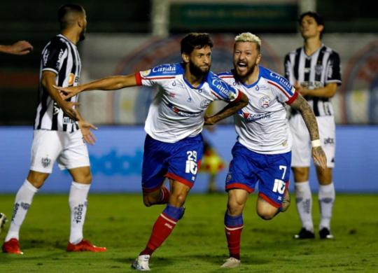 Bahia vence, mas Atlético-MG avança às quartas de final | Felipe Oliveira | EC Bahia