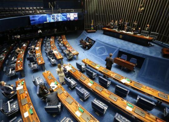 Senado aprova PL que incentiva regularização de dívidas tributárias   Fabio Rodrigues Pozzebom   Agência Brasil