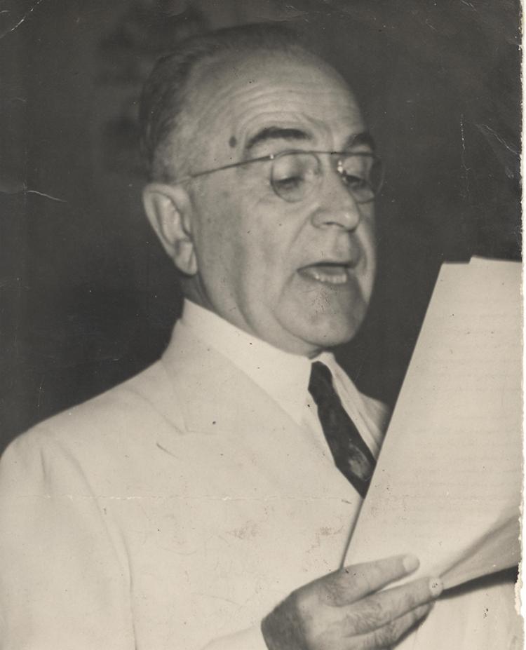 Getúlio Vargas morreu em 24 de agosto de 1954. Foto: Cedoc A TARDE - Foto: Cedoc A TARDE