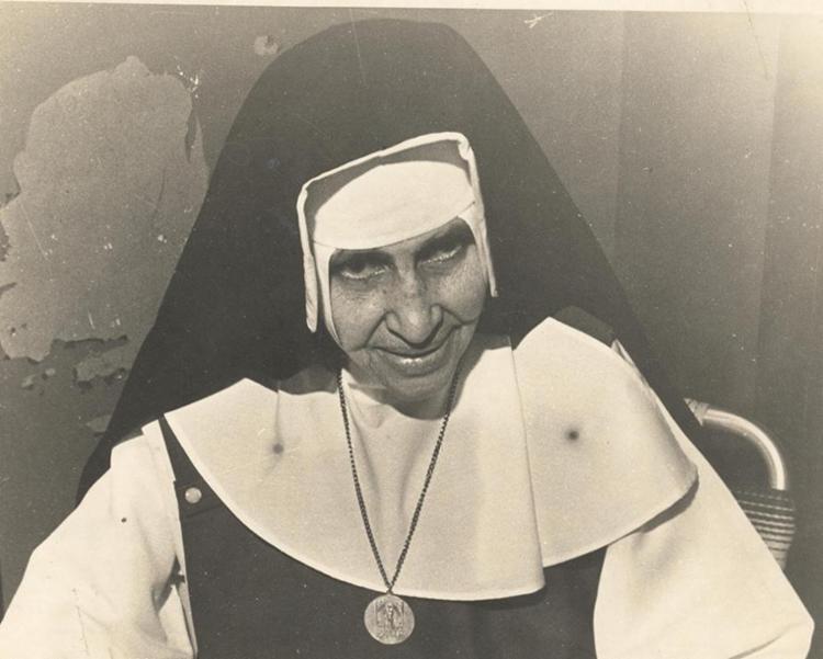 Santa Dulce dos Pobres foi canonizada em 2019   Foto: Cedoc A Tarde - Foto: Cedoc A TARDE