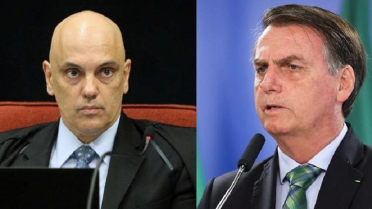 Bolsonaro decidiu não comparecer no momento da entrega do pedido, como havia prometido | Foto: Montagem | WSCOM - Foto: Montagem | WSCOM