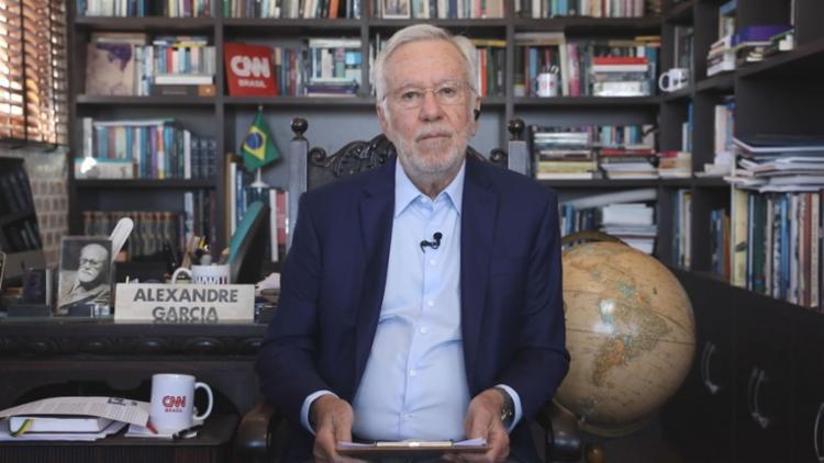 Jornalista foi dispensado da emissora após defender tratamento precoce | Reprodução/ CNN Brasil - Foto: Reprodução/ CNN Brasil
