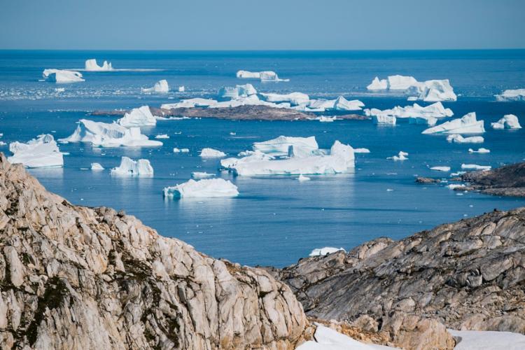 O planeta já alcançou +1,1 ºC e começa a sofrer as consequências   Foto: Jonathan Nackstrand   AFP - Foto: Jonathan Nackstrand   AFP