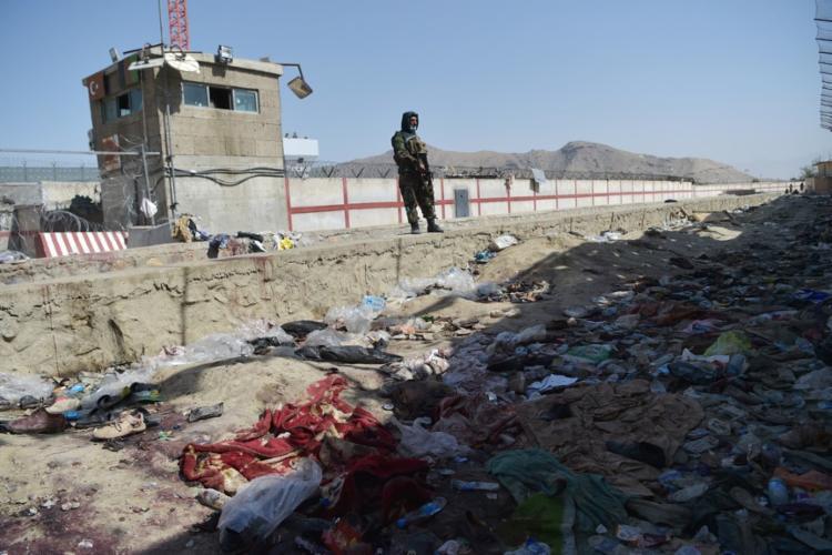 As forças de segurança estão em alerta para a chance de mais ataques | Foto: Wakil Kohsar | AFP - Foto: Wakil Kohsar | AFP
