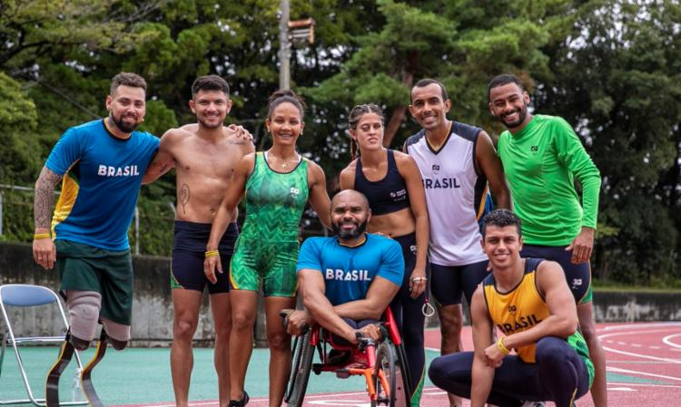 Modalidade tem o maior número de representantes do Brasil no Japão | Foto: Ale Cabral | CPB - Foto: Ale Cabral | CPB