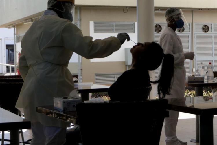 Dentro do montante de contaminados, a Sesab informa ainda que 1.183.511 pessoas já conseguiram se recuperar da doença I Foto: Roque Sá I Agência Senado - Foto: Roque Sá I Agência Senado