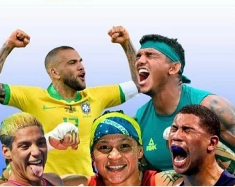 Baianos conquistaram (até agora) três as medalhas ouro | FotoReprodução | Redes Sociais - Foto: Reprodução | Redes Sociais