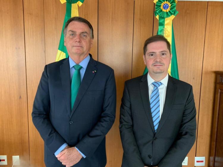 Bianco foi secretário especial da Previdência Social e do Trabalho no Ministério da Economia | Foto: Reprodução | Twitter - Foto: Reprodução | Twitter