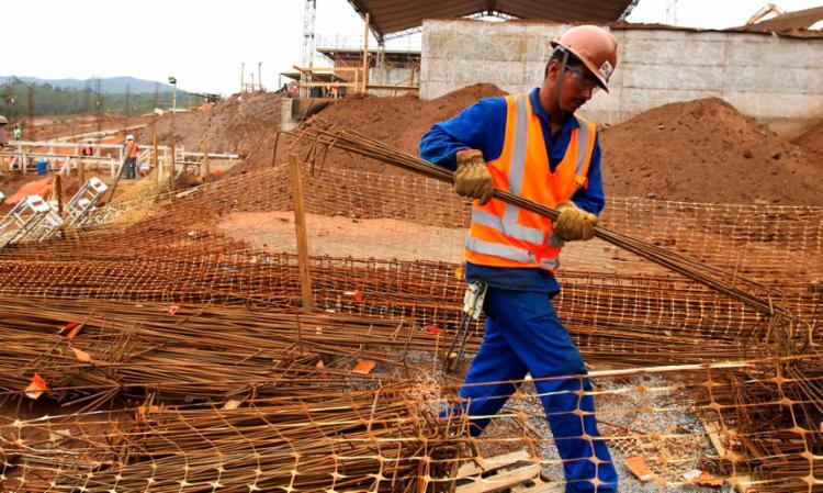 As oportunidades são na área da construção civil   Foto: Tânia Rêgo   Agência Brasil - Foto: Tânia Rêgo   Agência Brasil