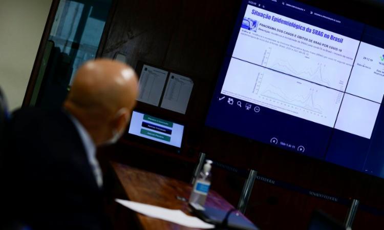 No total serão 280 bolsas de estudo em diversas áreas   Foto: Pedro França   Agência Senado - Foto: Pedro França   Agência Senado