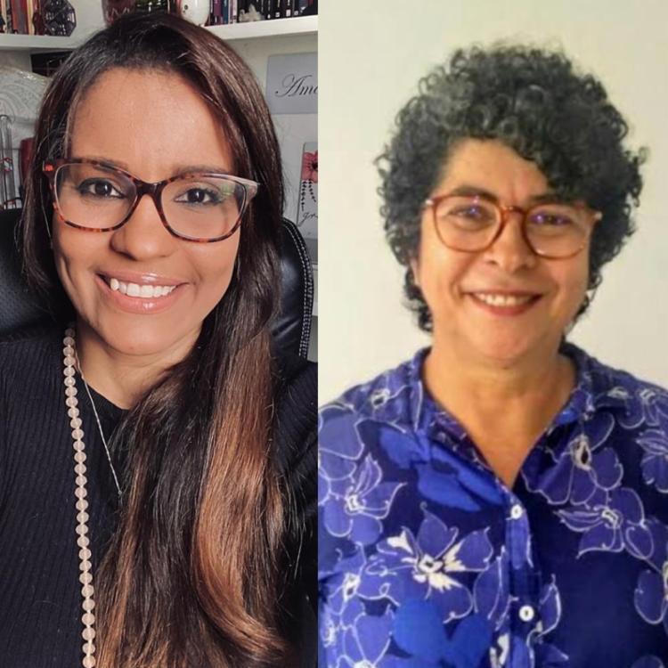 Com histórias dedicadas à educação as duas acadêmicas se apresentam à sociedade baiana - Foto: Divulgação