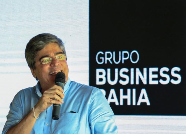 """""""Nossa missão é lutar por pautas em prol da nossa economia"""", diz Carlos Falcão   Foto: Divulgação - Foto: Divulgação"""