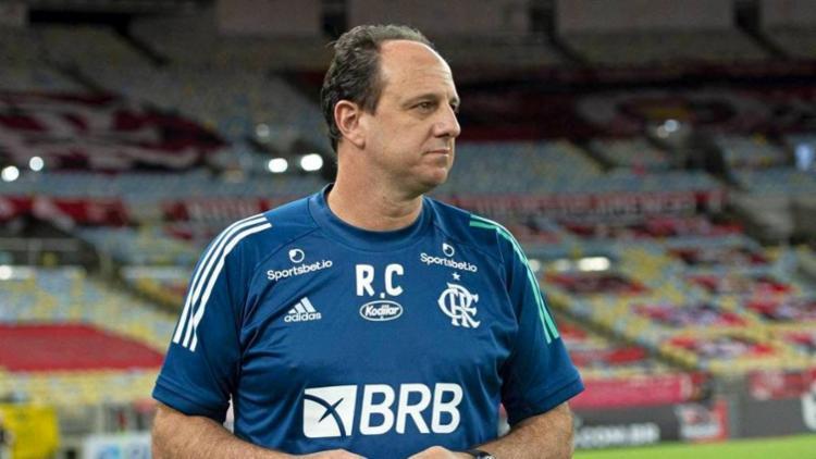 O ex-treinador de Fortaleza e Flamengo despontou com 47,4% dos votos contabilizados   Foto: Alexandre Vidal   Flamengo - Foto: Alexandre Vidal   Flamengo
