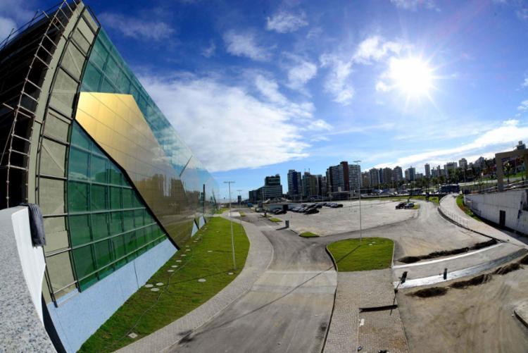 Centro de Convenções sedia evento teste para 500 convidados | Foto: Valter Pontes/ Secom - Foto: Valter Pontes/ Secom