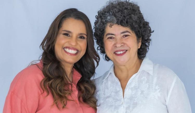 Carla Liane e Amélia Maraux formam chapa que disputará eleição   Foto: Divulgação - Foto: Divulgação