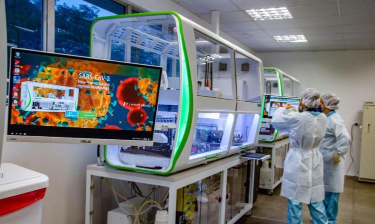 Foram registrados 2.613 casos da variante delta no Brasil, segundo o Ministério da Saúde | Foto: Itamar Crispim | Fiocruz - Foto: Itamar Crispim | Fiocruz