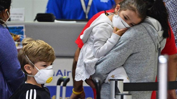 Maioria se recupera em menos de uma semana | Foto: Orlando Sierra | AFP - Foto: Orlando Sierra | AFP
