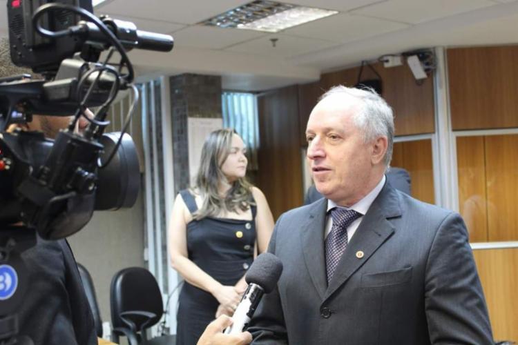 Marcel Arriaga disputará a reeleição do CRO-BA para tentar permanecer no comando por mais dois anos   Foto: Reprodução Facebook - Foto: Reprodução / Facebook