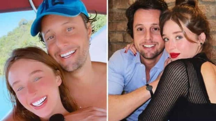 Ambos assumiram o relacionamento no dia 12 de junho deste ano | Foto: Reprodução | Insatgram - Foto: Reprodução | Insatgram