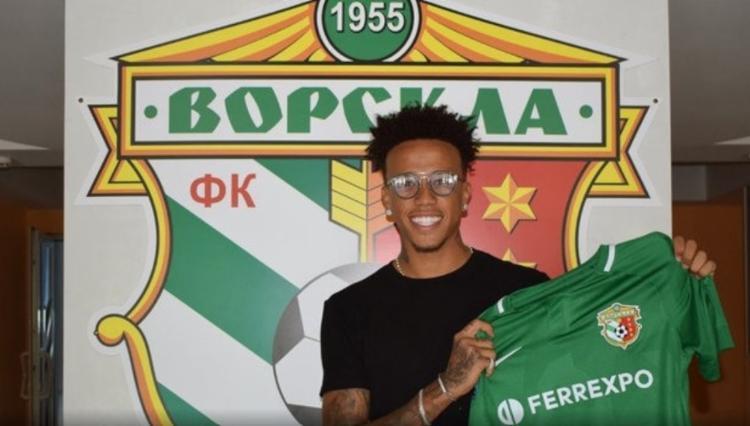 Volante Luizão é o 16º reforço do Bahia na temporada   Divulgação   Vorskla Poltava - Foto: Divulgação   FC Vorskla Poltava