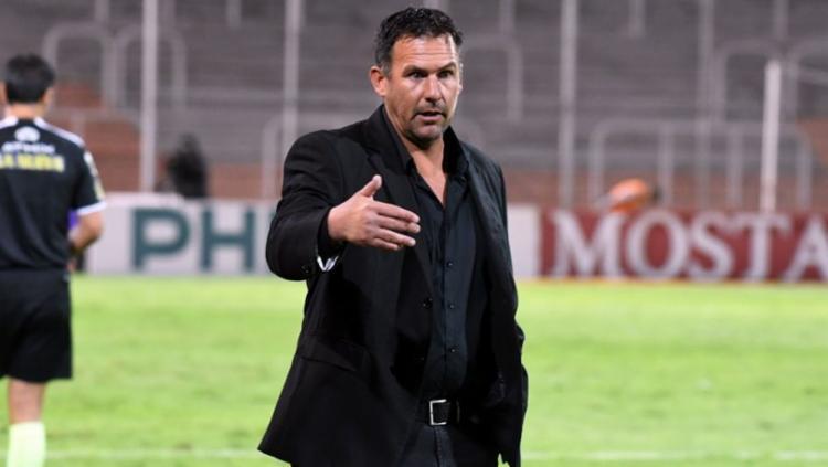 O último trabalho dele havia sido o San Lorenzo, quando deixou a equipe em maio deste ano   Foto: Reprodução   Twitter - Foto: Reprodução   Twitter