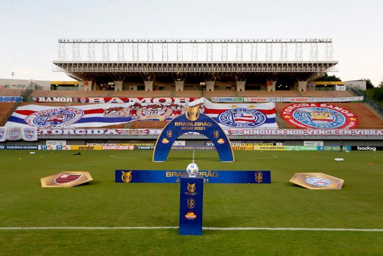 Tricolor irás sortear sócios adimplentes para assistir jogos | Foto: Felipe Oliveira | EC Bahia - Foto: Felipe Oliveira | EC Bahia