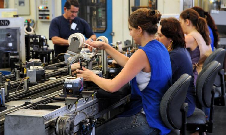 Uso da capacidade instalada é a melhor para o mês de julho desde 2013 | Foto: Arquivo | Agência Brasil - Foto: Arquivo | Agência Brasil