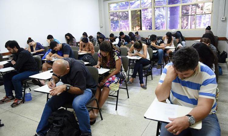 Exame destina-se aos que não concluíram estudos na idade apropriada | Foto: Divulgação | MEC - Foto: Divulgação | MEC
