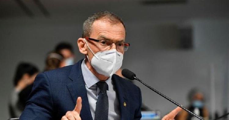 Fabiano Contarato (Rede-ES) minimizou tentativas de descredibilização dos trabalhos da CPI e afirmou que a sociedade saberá ver a importância da comissão - Foto: Agência Senado