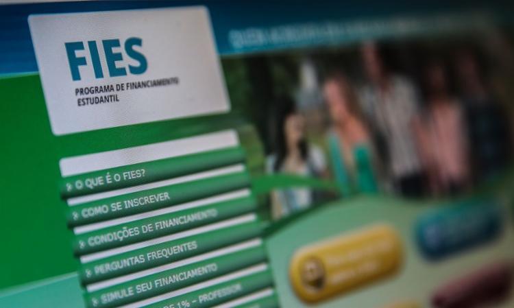 Em 2021, o Fies oferece 93 mil vagas | Foto: Marcelo Casal Jr | Agência de Notícia - Foto: Marcelo Casal Jr | Agência de Notícia