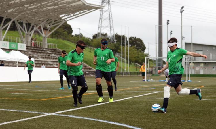 Seleção brasileira busca o pentacampeonato na modalidade | Foto: Ale Cabral | CPB - Foto: Ale Cabral | CPB