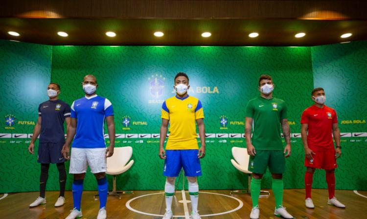 Atual campeão nacional, Magnus Sorocaba é o time com mais integrantes   Foto: Thais Magalhães   CBF - Foto: Thais Magalhães   CBF