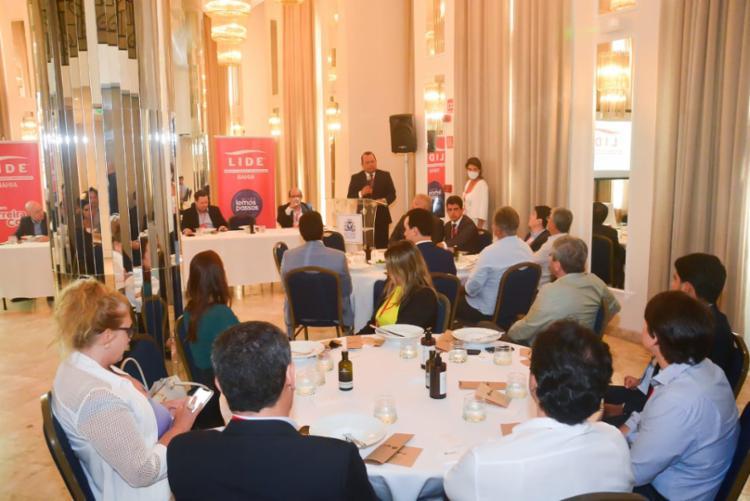 Evento foi realizado pelo Grupo de Líderes Empresariais da Bahia (Lide Bahia) | Foto: Carlos Alberto | Divulgação - Foto: Carlos Alberto | Divulgação
