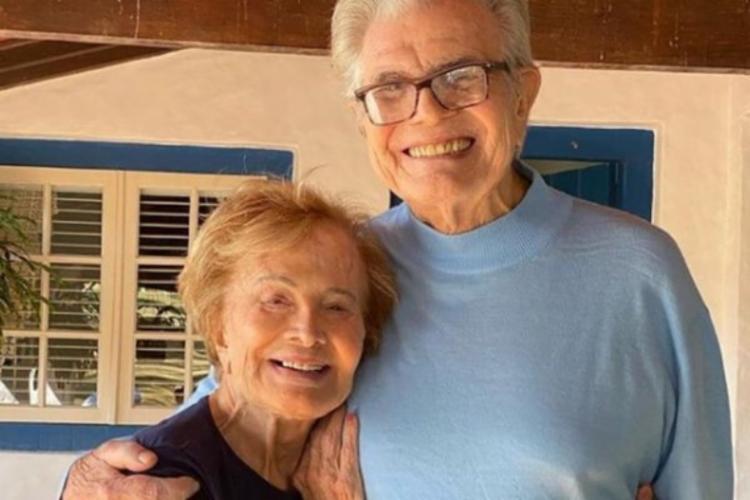 Eles se casaram em 1962 e são pais do ator Tarcísio Filho | Foto: Maria Pugliese | Divulgação - Foto: Maria Pugliese | Divulgação