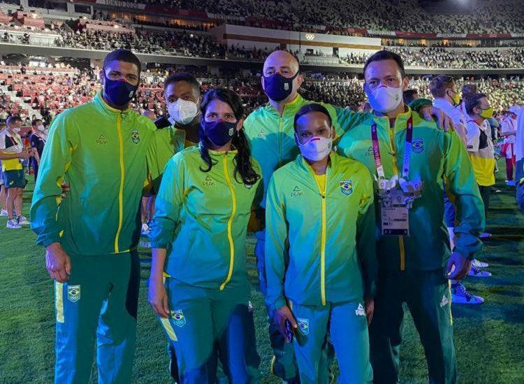 Baiano de 23 anos conqustou o ouro no boxe e se tornou um dos destaques brasileiro em Tóquio | Foto: Divulgação | Time Brasil - Foto: Divulgação | Time Brasil