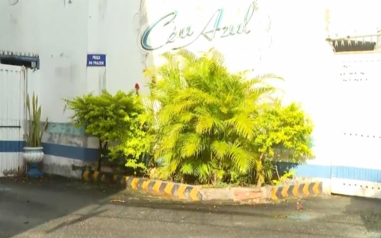 Crime aconteceu em um estabelecimento no bairro Macaúbas | Foto: Reprodução | TV Bahia - Foto: Reprodução | TV Bahia
