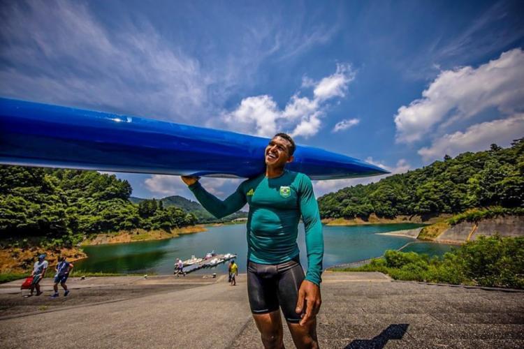 Isaquias segue com favoritismo ao pódio na canoagem individual em velocidade | Foto: Reprodução | Instagram - Foto: Reprodução | Instagram