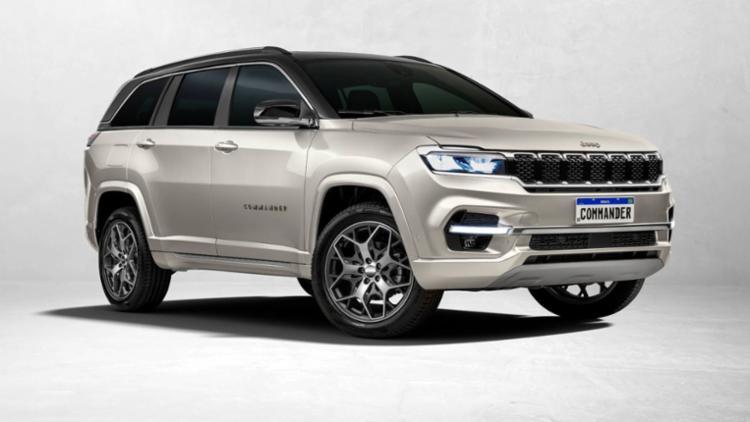 Jeep mostra o design e a versão Overland do novo SUV   Foto: Divulgação - Foto: Divulgação