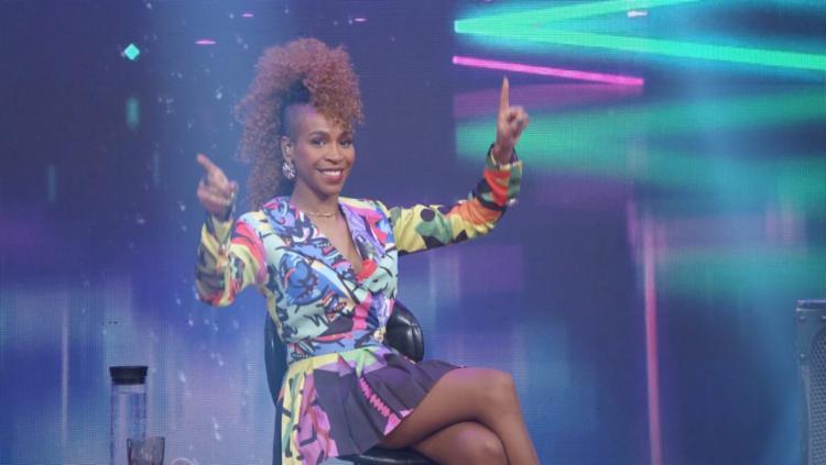 Rapper falou sobre a rejeição em participação no Altas Horas | Foto: Globo - Foto: Globo