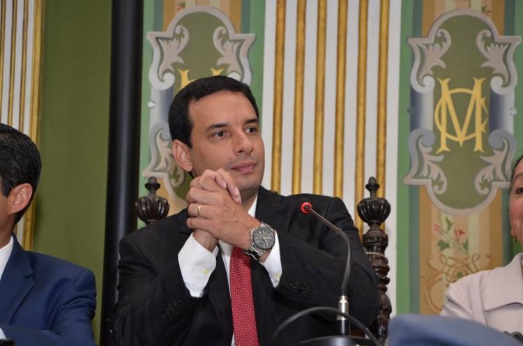 Léo Prates, secretário de Saúde de Salvador - Foto: Divulgação