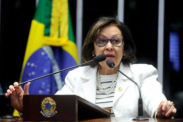 """É algo lamentável, especialmente por se tratar de um agente público"""", escreveu a deputada - Foto: Agência Brasil"""