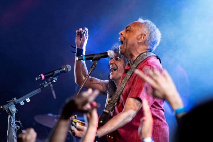 Disco marca também a estreia da parceria de Luiz com o neto Luvi Caldas | Foto: Divulgação - Foto: Divulgação