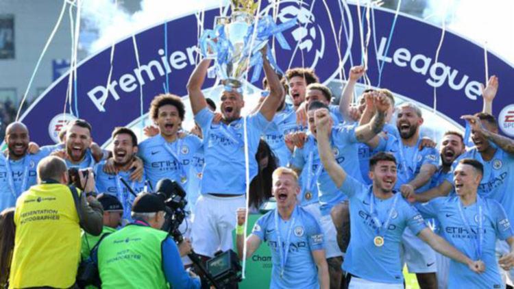 Atual campeão, o Manchester City estreia contra o Tottenham, fora de casa, em 14 de agosto | Foto: AFP - Foto: AFP
