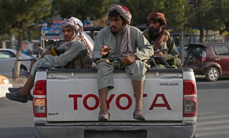 Talibã reafirmou que não permitirá a permanência de tropas estrangeiras no Afeganistão após o dia 31   Foto: AFP - Foto: AFP