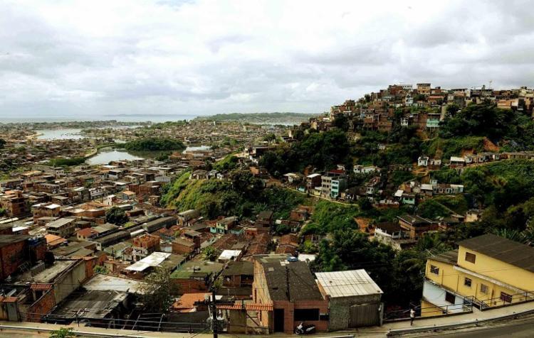 Programa de saneamento ambiental e urbanização da Bacia do Rio Mané Dendê terá investimento total de R$ 500 milhões | Foto: Valter Pontes | Secom PMS - Foto: Valter Pontes | Secom PMS