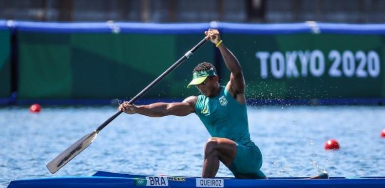 Isquias ficou com a prata na modalidade nos Jogos do Rio em 2016 | Foto: Divulgação | Time Brasil - Foto: Divulgação | Time Brasil