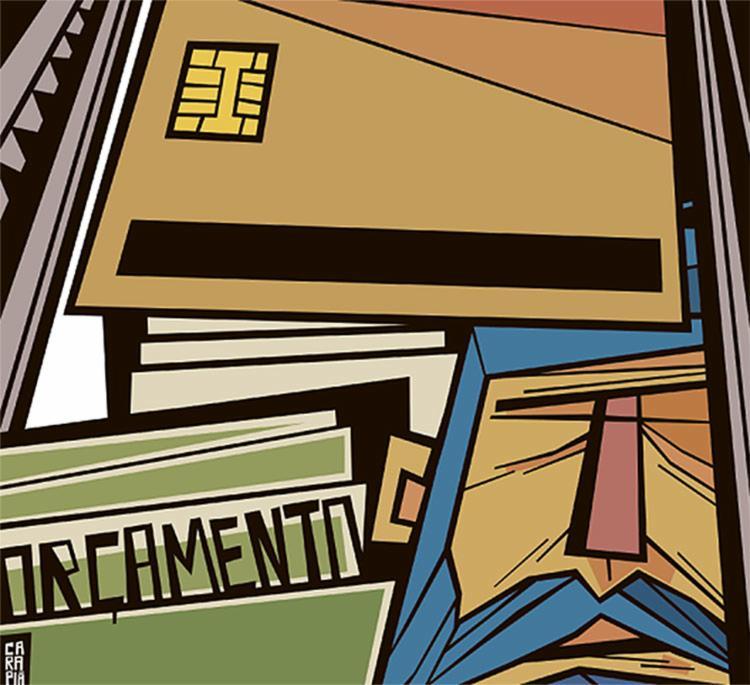 Quantidade de famílias com dívidas bateu recorde de 71,4% no mês de julho | Imagem: Túlio Carapiá | Editoria de Arte A TARDE - Foto: Túlio Carapiá | Editoria de Arte A TARDE
