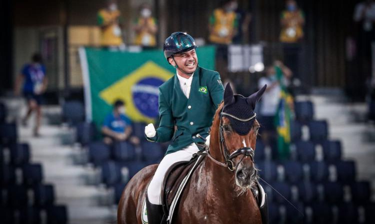 É o melhor resultado do país após quatro bronzes em Londres 2012 e Rio 2016   Wander Roberto   CPB   Direitos Reservados - Foto: Wander Roberto   CPB   Direitos Reservados