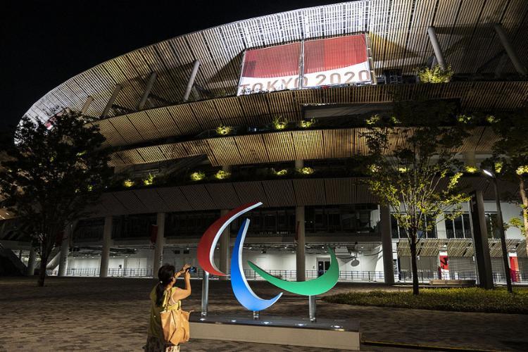 Cerimônia de abertura abre a 16ª edição das Paralimpíadas, em que brasileiros lutarão para continuar fazendo história | Fotos: Charly Triballeau | AFP - Foto: Charly Triballeau | AFP