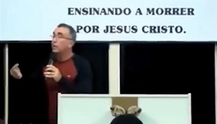 Pastor já foi preso por intolerância religiosa e investigado pela PF | Foto: Reprodução - Foto: Reprodução